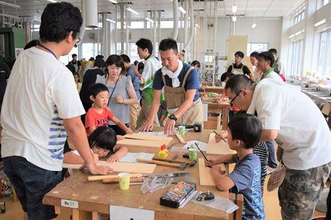 徳島の木で創る『たった一つの時計or木工作品』